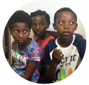 Tre pojkar Vår värdegrund