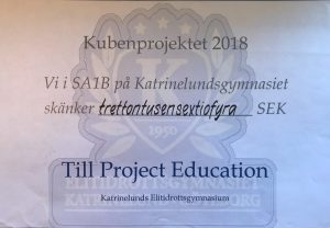 Katrinelundsgymnasiet i Gbg
